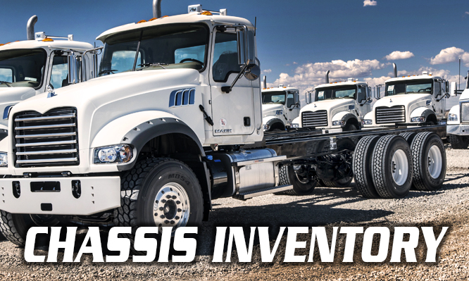 View Chassis Inventory